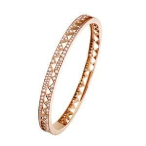Akillis - Bracelet Capture Me Pavé - or rose diamant