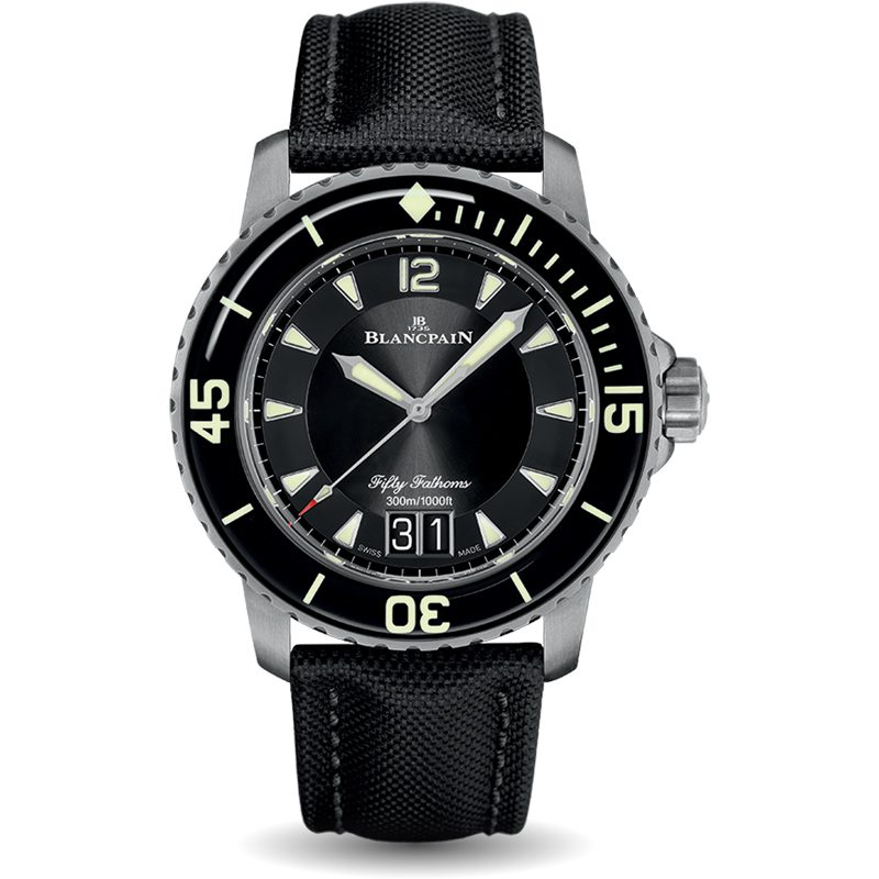 BlancPain - Fifty Fathoms - Valer Nice - Horlogerie