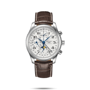 Longines - The Longines Master Collection Argenté