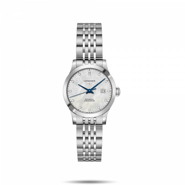 Longines - Collection Record - Horlogerie Valer Nice_1