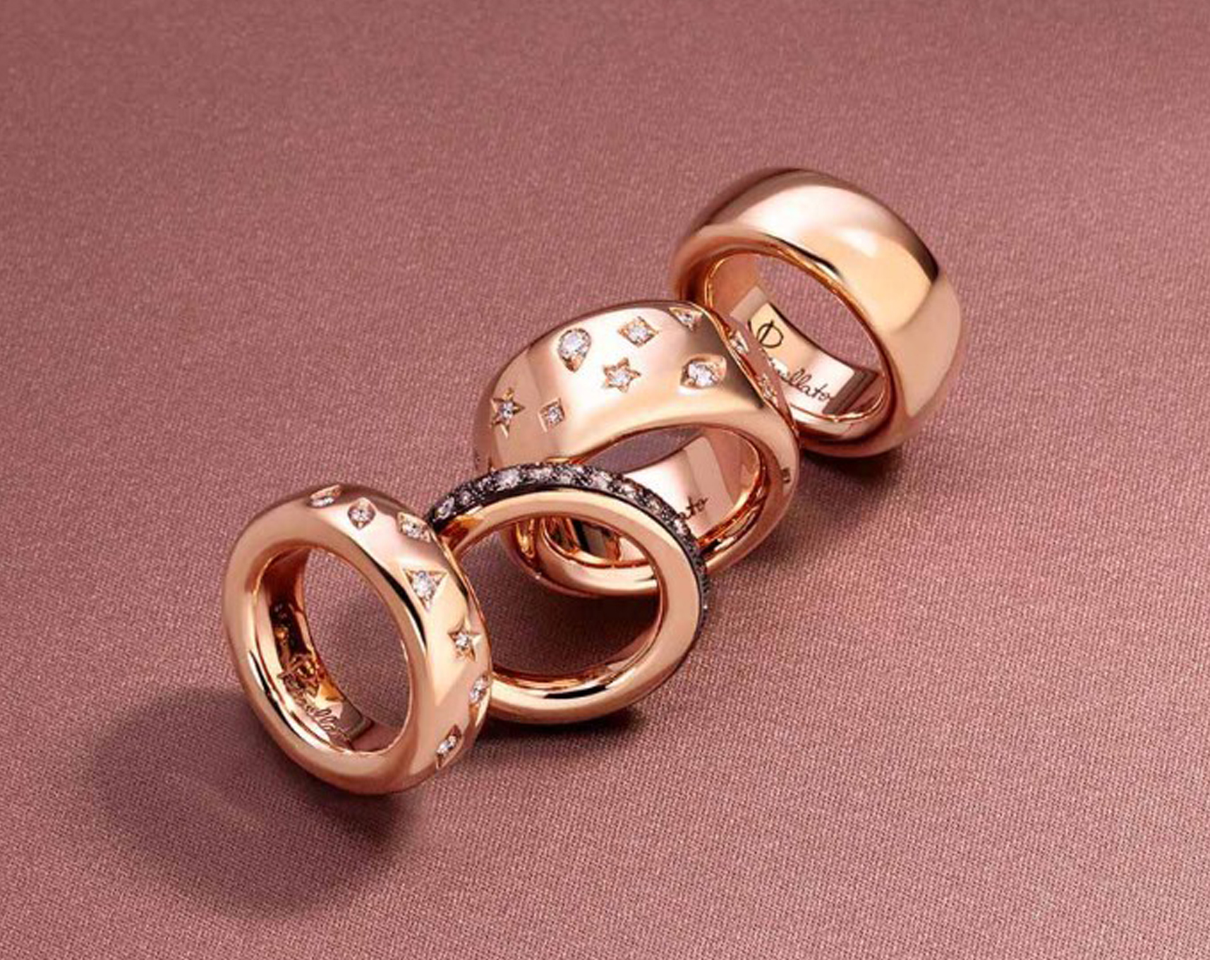 Pomellato - Collection Iconica - Vale Nice Joaillerie - paysage