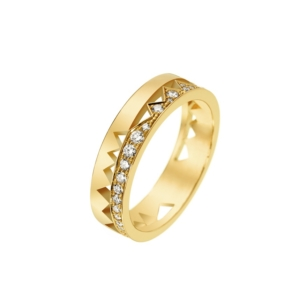 akillis-engagement-ring-in-yellow-gold-half-set-with-white-diamonds-collection-capture-me - Valer, votre bijouterie à Nice
