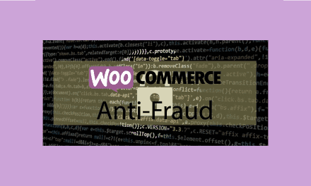 Plugin woocommerce Anti-Fraud – Anti-Fraude