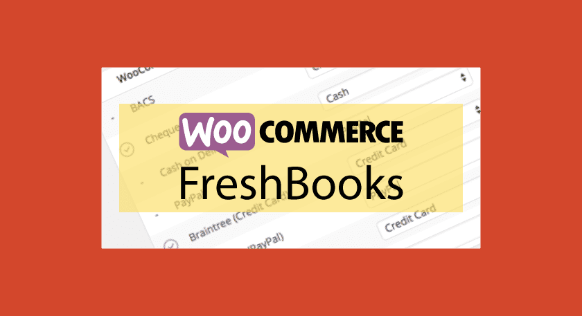 WOOCOMMERCEFreshBooks – Factures PDF